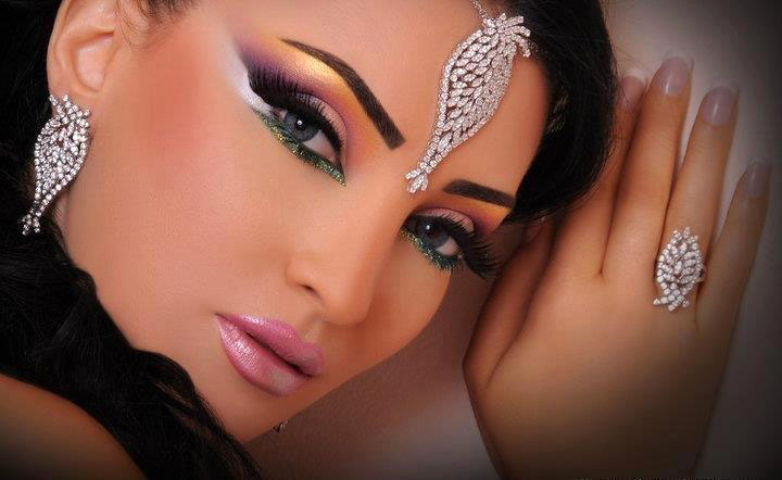 Arabic makeup Arabic makeup tutorials and pictures