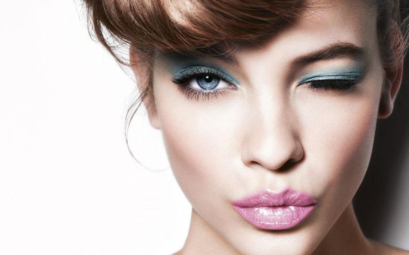 Makeup for blue eyes1 Makeup for blue eyes