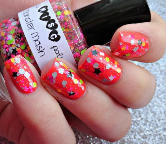 Modele de unghii cu gel pentru vara 2014 3 The most beautiful nails designs 2014