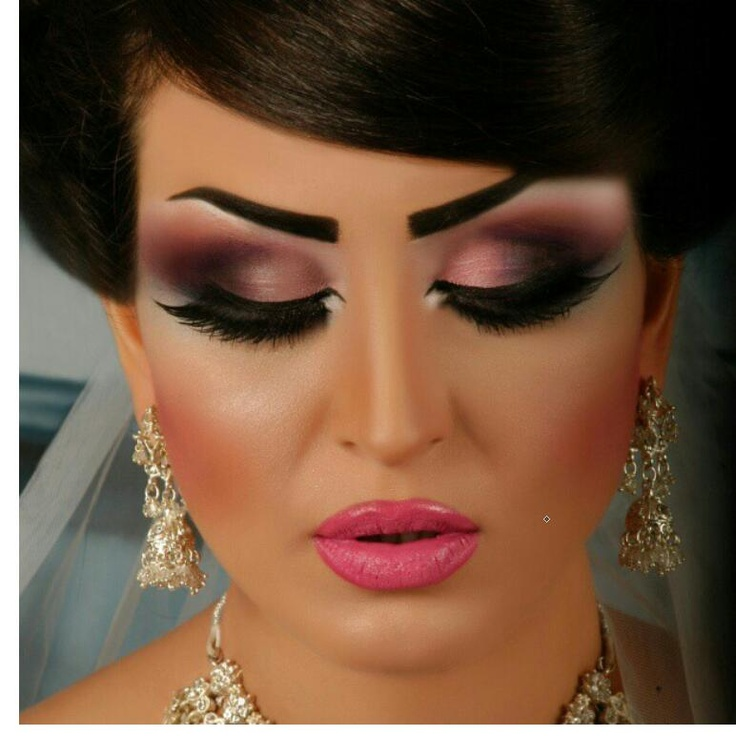 Arabic makeup tutorials and pictures - yve-style.com