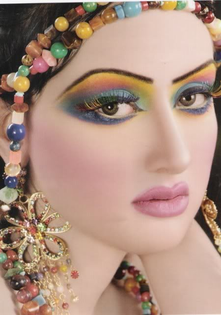 Arabic Makeup Tutorials And Pictures Yve Style Com