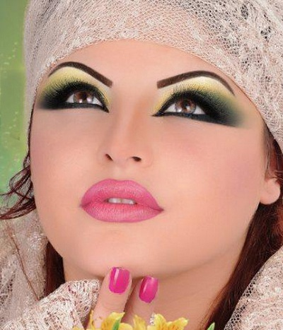 arabic wedding makeup Arabic makeup tutorials and pictures