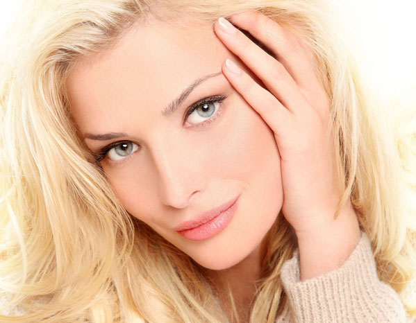 blonde hair green eyes makeup Makeup for green eyes   tips and tricks
