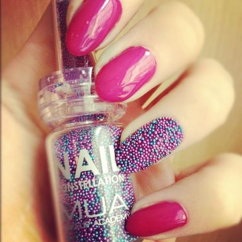 caviar cute nail designs