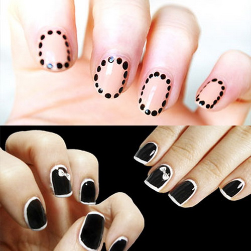 cool nail designs for short nails 20 nails designs for short nails