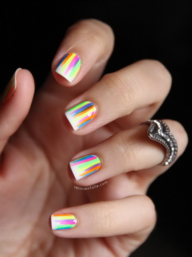 cute and easy nail designs for short nails 20 nails designs for short nails
