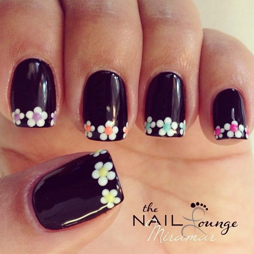 cute and easy nail designs How to make cute nail designs at home