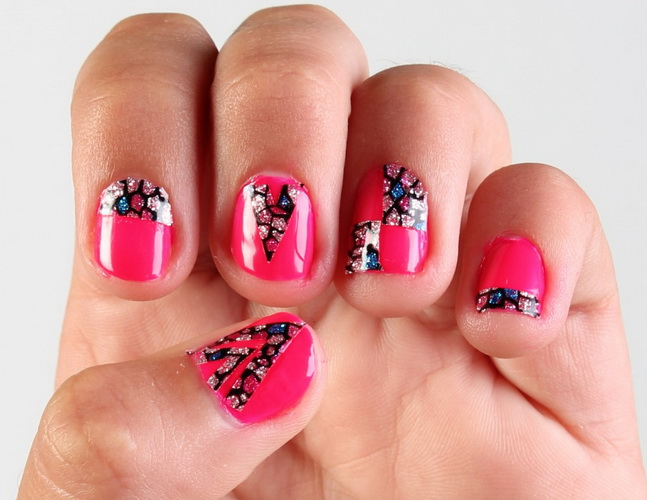 cute easy nail designs for short nails 20 nails designs for short nails