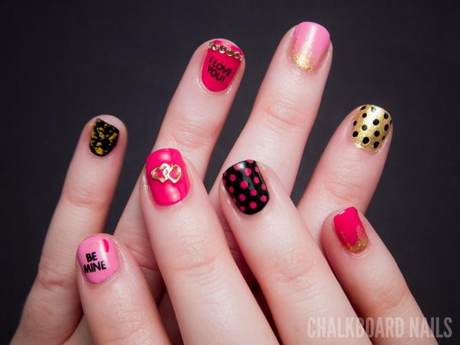 cute nail ideas How to make cute nail designs at home