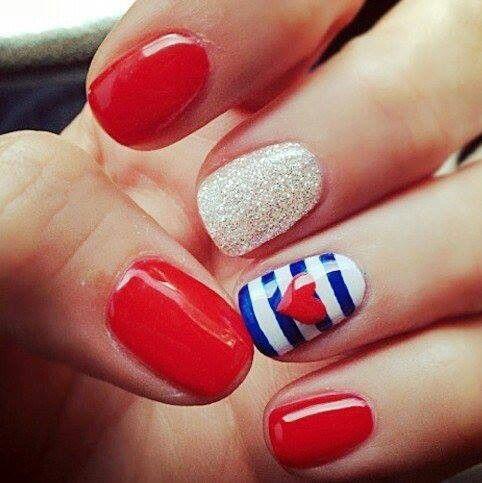 cute nail polish designs How to make cute nail designs at home