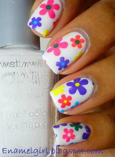 cute summer nail designs How to make cute nail designs at home