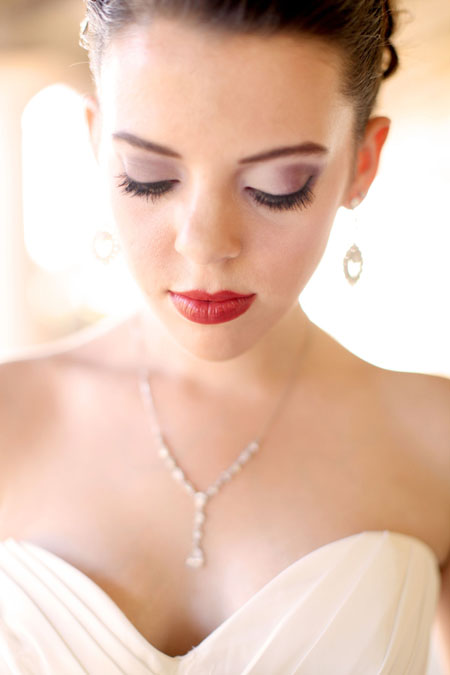 Afternoon Wedding Makeup : How to make a wedding makeup - yve-style.com