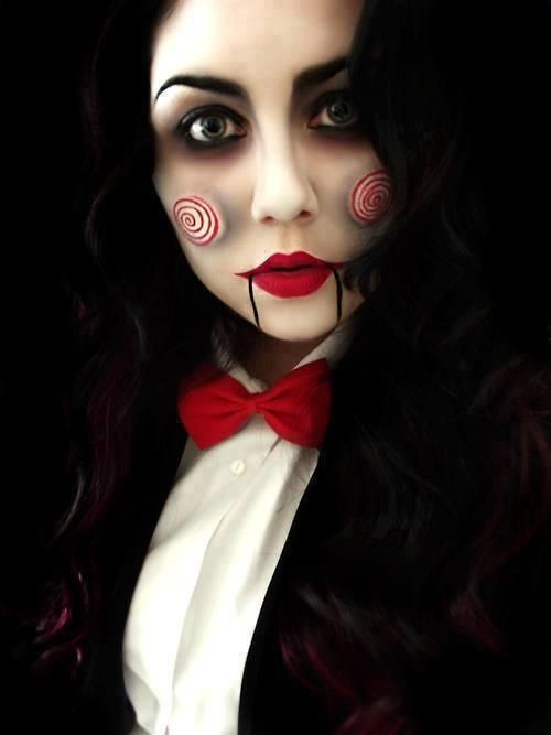 easy halloween makeup Halloween makeup   ideas and tutorial