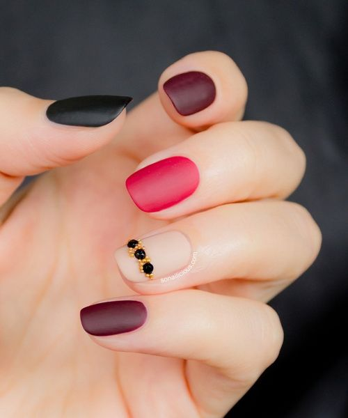 easy nail designs for beginners Easy nail designs
