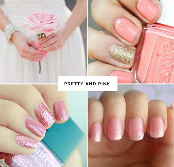 easy nail designs short nails Easy nail designs
