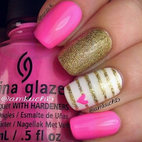 eeb80687cc7876f1bca8831b7ee1dbbe The most beautiful nails designs 2014