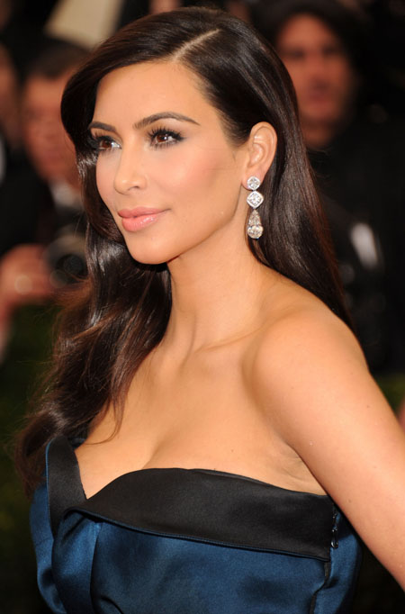 eye makeup like kim kardashian Kim Kardashian makeup   tips and tricks
