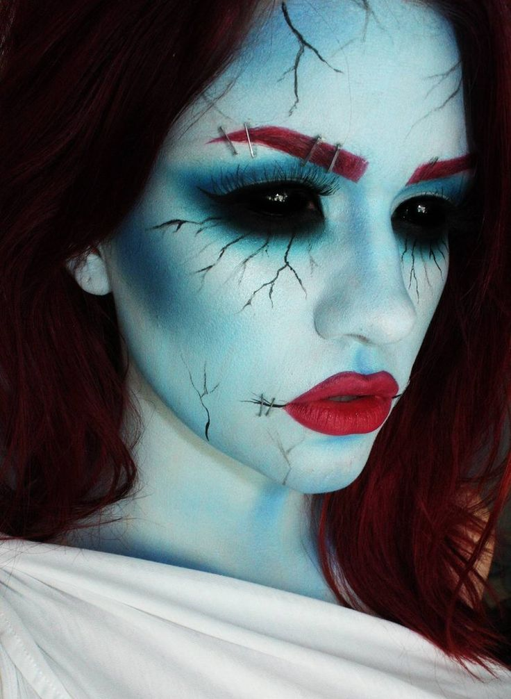 halloween face makeup Halloween makeup   ideas and tutorial