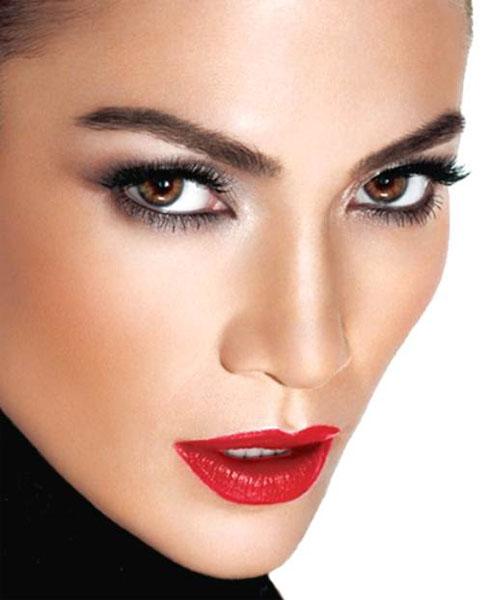 jennifer lopez make up Jennifer Lopez makeup