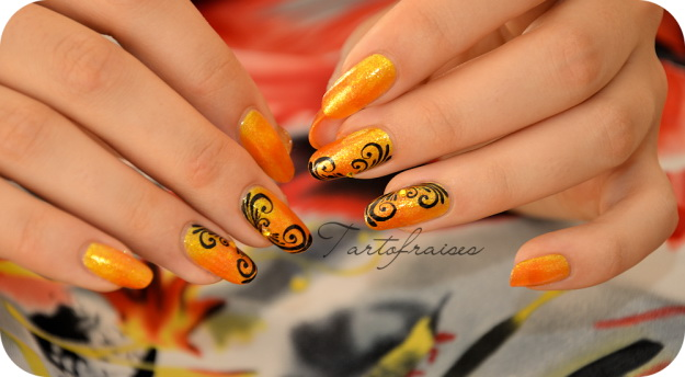 juicy 4 The most beautiful nails designs 2014