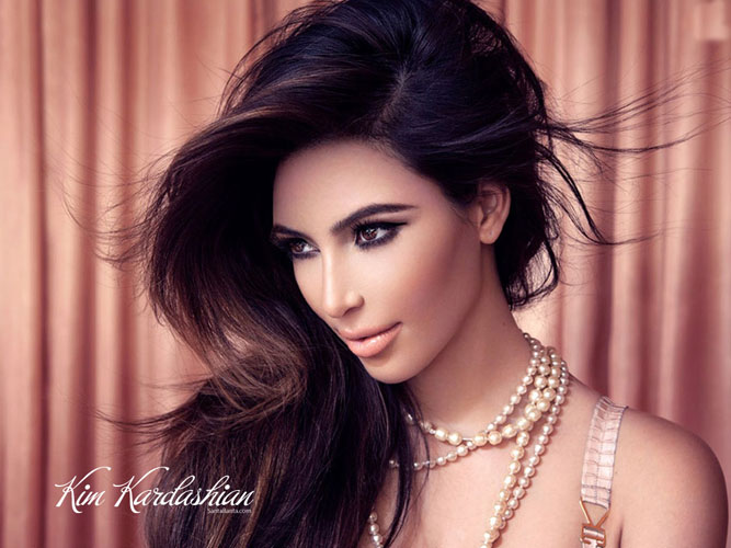 kim kardashian eye makeup Kim Kardashian makeup   tips and tricks