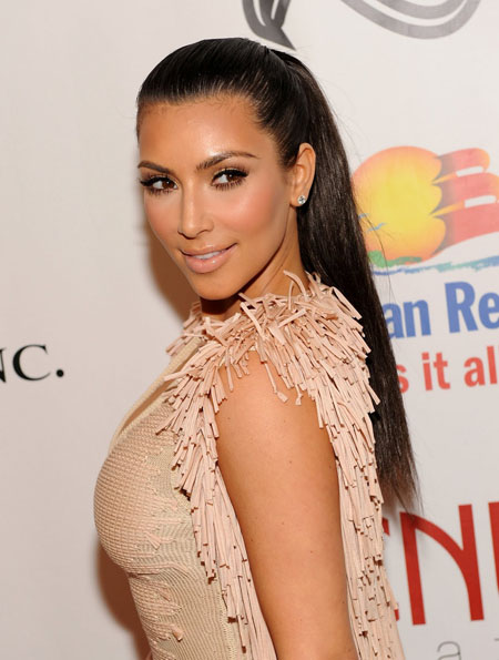 kim kardashian with and without makeup Kim Kardashian makeup   tips and tricks