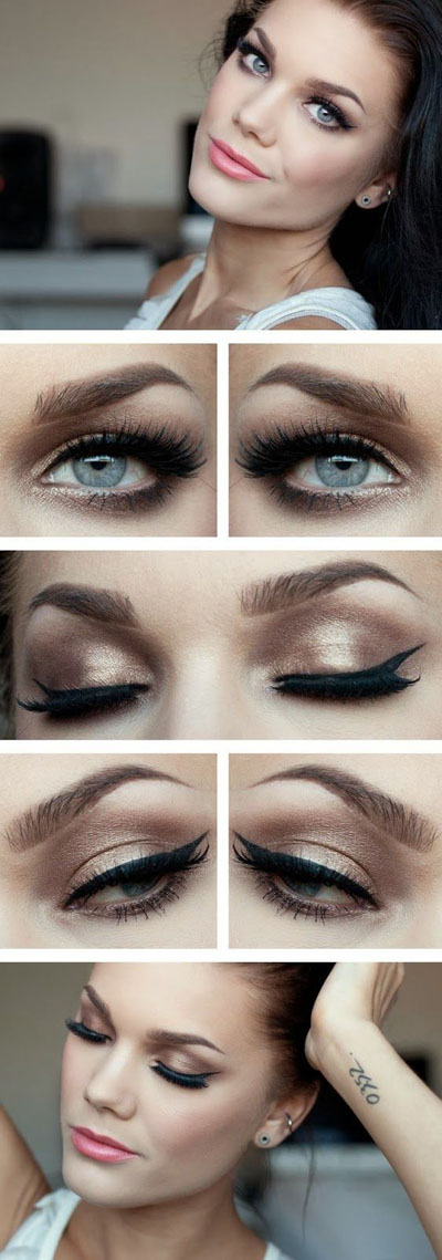 makeup for prom night