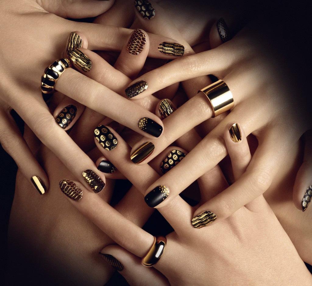 minx nails Easy nail designs