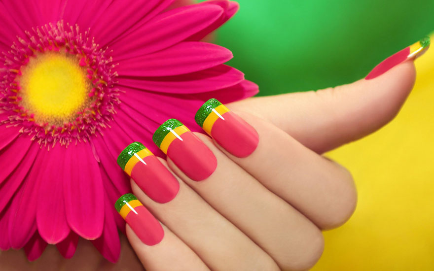 nails designs 20141 The most beautiful nails designs 2014