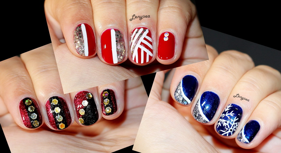 nails designs for short nails