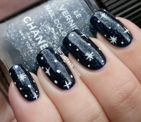 new nail designs New Year's nail designs