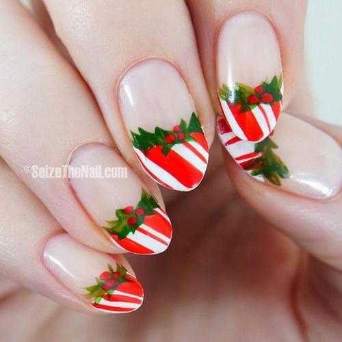 new years nail art design New Year's nail designs