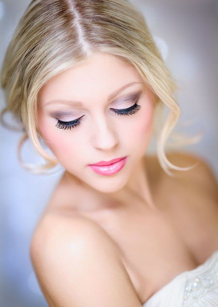 Wedding Eye Makeup Pink : Prom makeup - how to look gorgeous in your most important ...