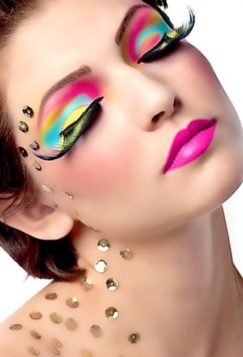professional arabic makeup