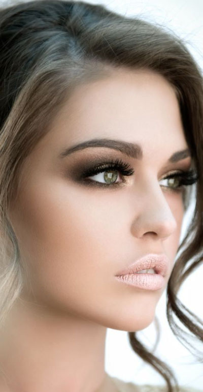 Here Are Make Up Looks For Blue Eyes Green And Brown Hazel You Can Customize Each Look To Other Ideas