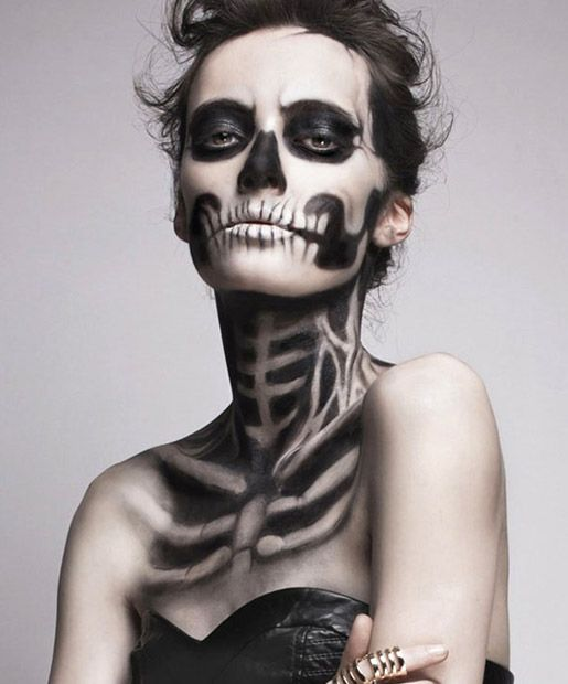 scary halloween makeup ideas Halloween makeup   ideas and tutorial
