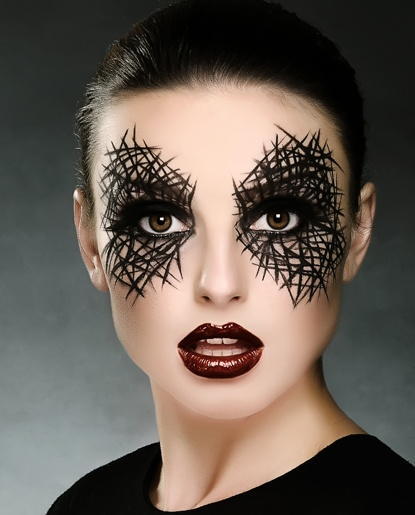 sexy halloween makeup Halloween makeup   ideas and tutorial