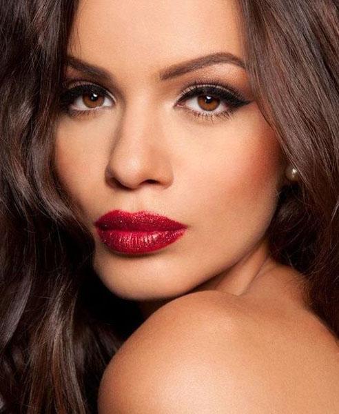 simple makeup for brown eyes Makeup for brown eyes