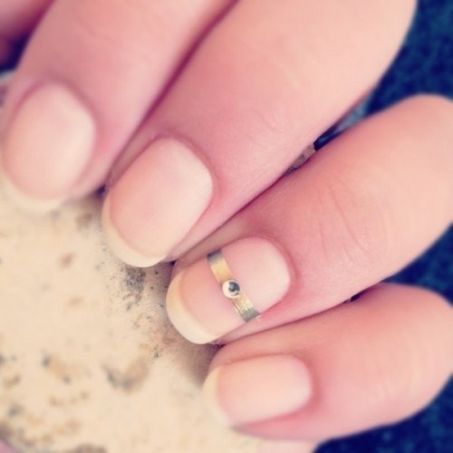 simple nail designs for short nails 20 nails designs for short nails