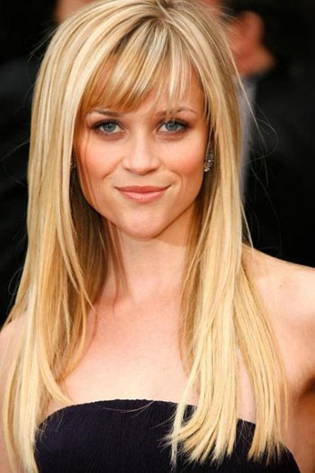 Bangs 20 latest and beautiful hairstyles for long hair