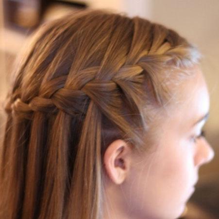 Remarkable Cute Braided Hairstyles For School Braids Hairstyles For Women Draintrainus