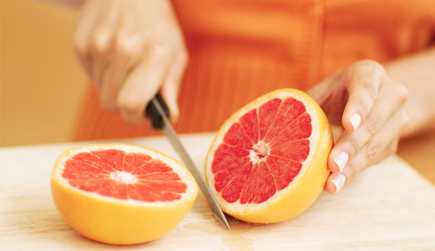 - Grapefruit diet - how much can you lose