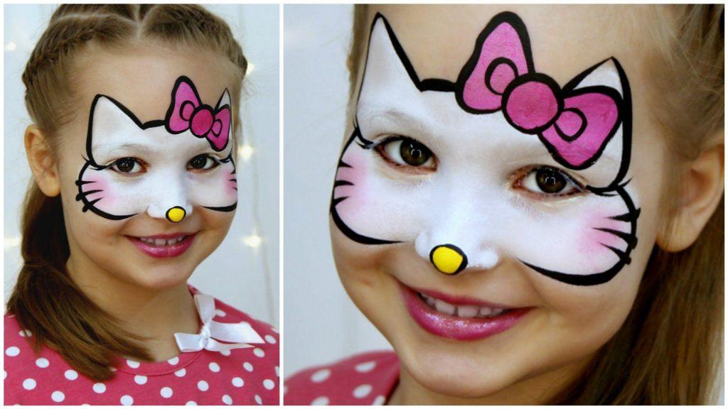 Hello Kitty kids makeup