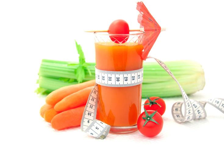 Liquid diet Liquid diet for 7 days