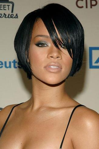 Sophisticated bobs Black hairstyles   photos and models