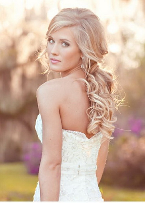 beach wedding hairstyles Top 20 most beautiful wedding hairstyles