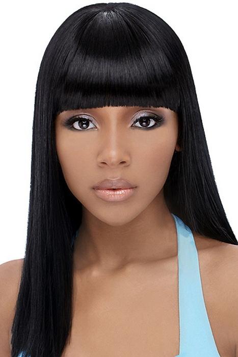 black hairstyles with bangs Black hairstyles   photos and models