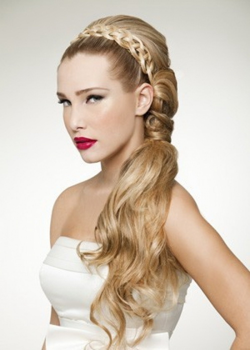 braided bun hairstyles 20 Best New Braided hairstyles