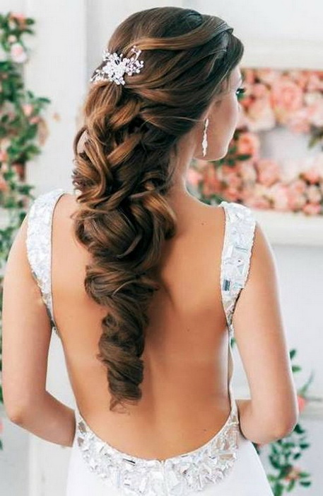 bridal hairstyles for long hair 20 latest and beautiful hairstyles for long hair