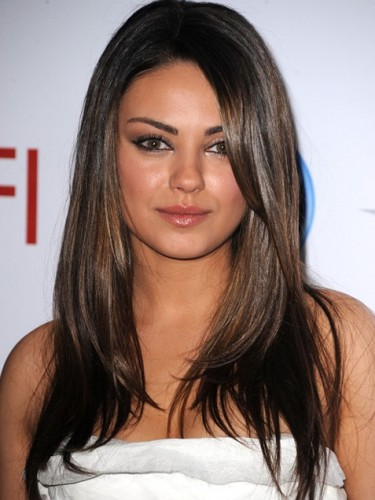 hairstyles for long thick hair